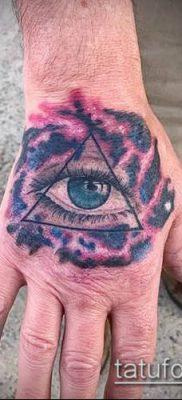 фото тату млечный путь (tattoo Milky Way) (значение) – пример рисунка – 020 tatufoto.com