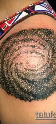 фото тату млечный путь (tattoo Milky Way) (значение) – пример рисунка – 026 tatufoto.com