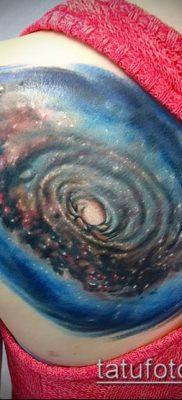 фото тату млечный путь (tattoo Milky Way) (значение) – пример рисунка – 033 tatufoto.com