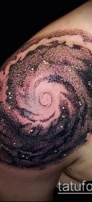 фото тату млечный путь (tattoo Milky Way) (значение) – пример рисунка – 045 tatufoto.com