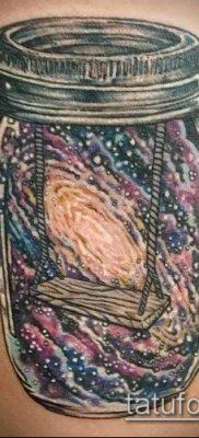 фото тату млечный путь (tattoo Milky Way) (значение) – пример рисунка – 047 tatufoto.com