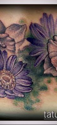 фото тату нарцисс (Narcissus Tattoo) (значение) – пример рисунка – 041 tatufoto.com