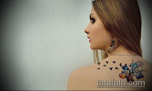 тату пазл №959 - прикольный вариант рисунка, который хорошо можно использовать для преобразования и нанесения как Tattoo puzzle