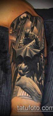 тату рыцарь №594 – достойный вариант рисунка, который удачно можно использовать для переделки и нанесения как тату рыцарь на коне