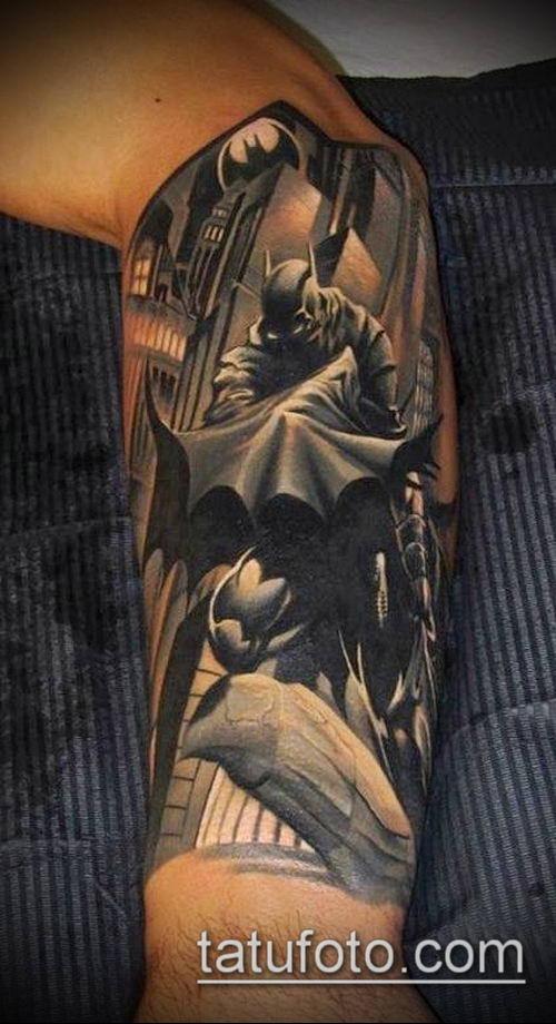 тату рыцарь №594 - достойный вариант рисунка, который удачно можно использовать для переделки и нанесения как тату рыцарь на коне