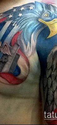 тату рыцарь №345 – интересный вариант рисунка, который легко можно использовать для переделки и нанесения как тату рыцарь самурай и викинги и гладиаторы
