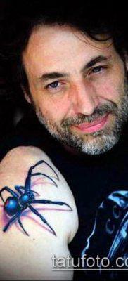 фото тату черная вдова (Tattoo) (значение) – пример рисунка – 002 tatufoto.com