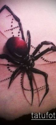 фото тату черная вдова (Tattoo) (значение) – пример рисунка – 009 tatufoto.com