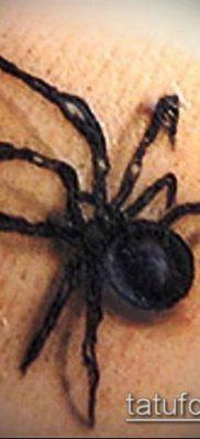 фото тату черная вдова (Tattoo) (значение) – пример рисунка – 042 tatufoto.com