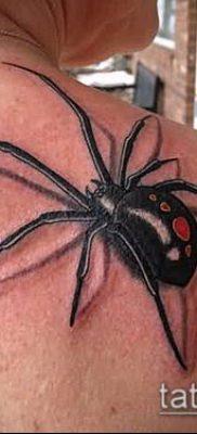 фото тату черная вдова (Tattoo) (значение) – пример рисунка – 057 tatufoto.com