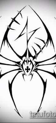 фото тату черная вдова (Tattoo) (значение) – пример рисунка – 089 tatufoto.com