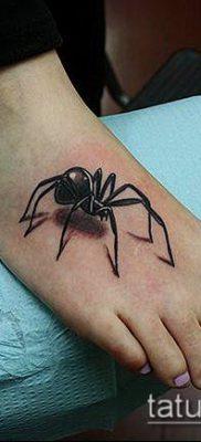 фото тату черная вдова (Tattoo) (значение) – пример рисунка – 099 tatufoto.com