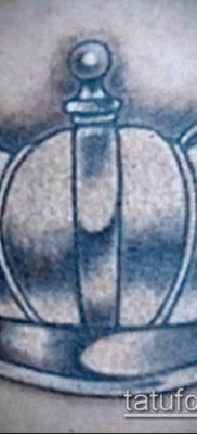 фото тату шапка Монома (Monomach's) (значение) – пример рисунка – 004 tatufoto.com