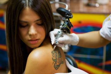Вред татуировок для здоровья - фото 3