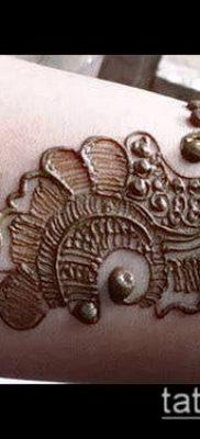 Фото Как наносить мехенди на тело(tattoo) (значение) – пример рисунка – 002 tatufoto.com