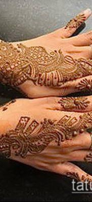Фото Как наносить мехенди на тело(tattoo) (значение) – пример рисунка – 007 tatufoto.com
