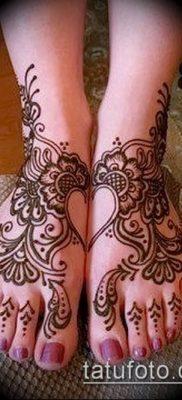 Фото Как наносить мехенди на тело(tattoo) (значение) – пример рисунка – 010 tatufoto.com