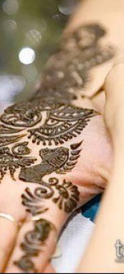 Фото Как наносить мехенди на тело(tattoo) (значение) – пример рисунка – 015 tatufoto.com
