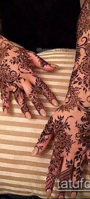 Фото Как наносить мехенди на тело(tattoo) (значение) – пример рисунка – 016 tatufoto.com
