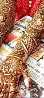 Фото Как наносить мехенди на тело(tattoo) (значение) – пример рисунка – 019 tatufoto.com