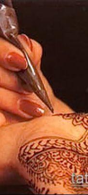 Фото Как наносить мехенди на тело(tattoo) (значение) – пример рисунка – 020 tatufoto.com