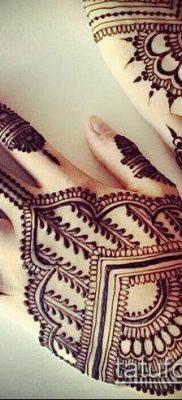 Фото Как наносить мехенди на тело(tattoo) (значение) – пример рисунка – 021 tatufoto.com