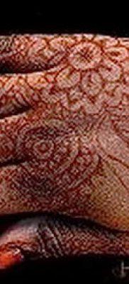 Фото Как наносить мехенди на тело(tattoo) (значение) – пример рисунка – 023 tatufoto.com