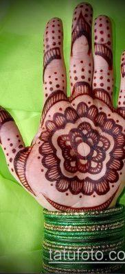 Фото Как наносить мехенди на тело(tattoo) (значение) – пример рисунка – 026 tatufoto.com