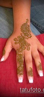 Фото Как наносить мехенди на тело(tattoo) (значение) – пример рисунка – 028 tatufoto.com