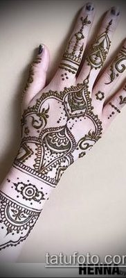 Фото Как наносить мехенди на тело(tattoo) (значение) – пример рисунка – 029 tatufoto.com