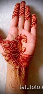 Фото Как наносить мехенди на тело(tattoo) (значение) – пример рисунка – 031 tatufoto.com