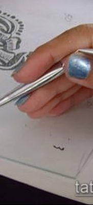 Фото Как наносить мехенди на тело(tattoo) (значение) – пример рисунка – 032 tatufoto.com