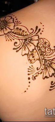 Фото Как наносить мехенди на тело(tattoo) (значение) – пример рисунка – 035 tatufoto.com
