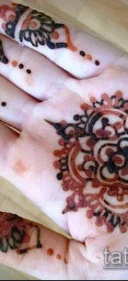 Фото Как наносить мехенди на тело(tattoo) (значение) – пример рисунка – 038 tatufoto.com