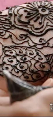 Фото Как наносить мехенди на тело(tattoo) (значение) – пример рисунка – 040 tatufoto.com