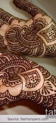 Фото Как наносить мехенди на тело(tattoo) (значение) – пример рисунка – 044 tatufoto.com