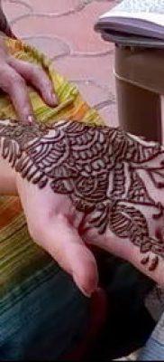 Фото Как наносить мехенди на тело(tattoo) (значение) – пример рисунка – 046 tatufoto.com