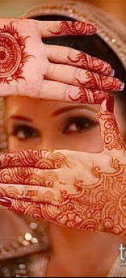 Фото Как наносить мехенди на тело(tattoo) (значение) – пример рисунка – 049 tatufoto.com