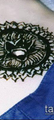 Фото Как наносить мехенди на тело(tattoo) (значение) – пример рисунка – 052 tatufoto.com