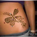 Фото Мехенди на бедре (Tattoo) (значение) - пример рисунка - 028 tatufoto.com