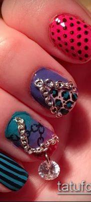 Фото Пирсинг ногтей (Nail Piercing) (значение) – пример рисунка – 010 tatufoto.com
