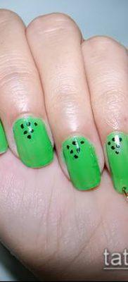 Фото Пирсинг ногтей (Nail Piercing) (значение) – пример рисунка – 011 tatufoto.com