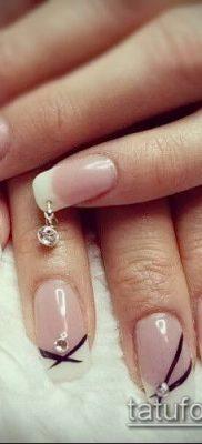 Фото Пирсинг ногтей (Nail Piercing) (значение) – пример рисунка – 012 tatufoto.com