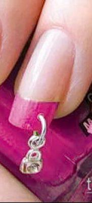 Фото Пирсинг ногтей (Nail Piercing) (значение) – пример рисунка – 019 tatufoto.com