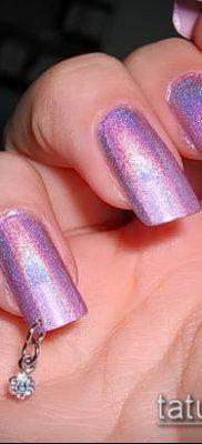 Фото Пирсинг ногтей (Nail Piercing) (значение) – пример рисунка – 023 tatufoto.com