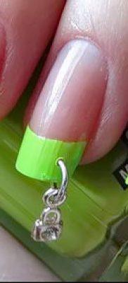 Фото Пирсинг ногтей (Nail Piercing) (значение) – пример рисунка – 035 tatufoto.com