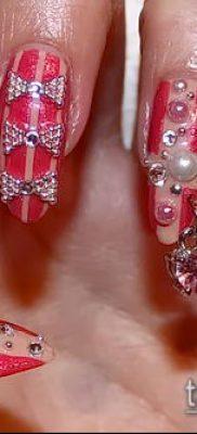 Фото Пирсинг ногтей (Nail Piercing) (значение) – пример рисунка – 036 tatufoto.com
