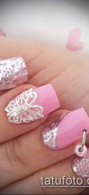 Фото Пирсинг ногтей (Nail Piercing) (значение) – пример рисунка – 047 tatufoto.com