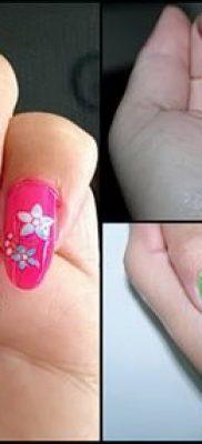 Фото Пирсинг ногтей (Nail Piercing) (значение) – пример рисунка – 052 tatufoto.com