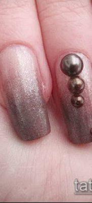 Фото Пирсинг ногтей (Nail Piercing) (значение) – пример рисунка – 059 tatufoto.com